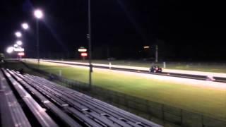 1100HP Cummins vs Motorcycle 10.69 1/4 mile