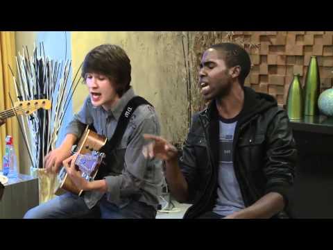 Devon Werkheiser sings