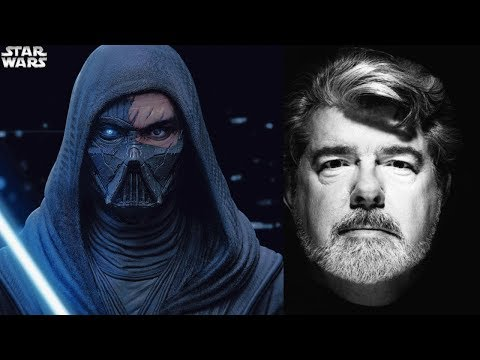 George Lucas Reveals The ORIGINAL Backstory For Darth Vader [NOT LUKE'S FATHER]