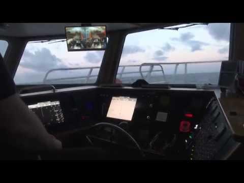Windcat Workboat at Buckie Harbour - Case Study