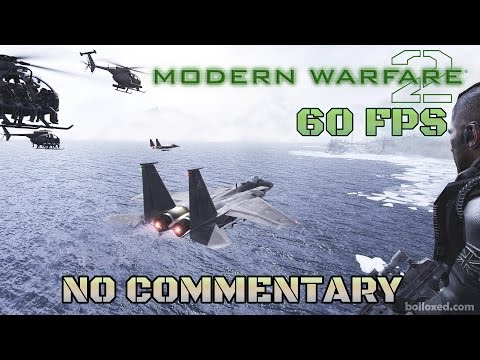 Call of Duty: Modern Warfare 2 - Full Game Walkthrough 【NO Commentary】 【60FPS】