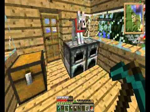 Gradini Di Legno Minecraft : Tutorial minecraft ° parte zuppa gradini e lana rossa e