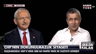 Allah'tan Korkmayan Kılıçdaroğlu ve CHP