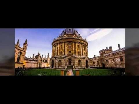 homeland security degree -  oxford university campus tour