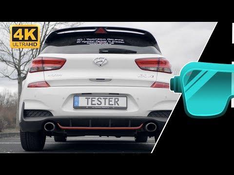 Hyundai i30 N Performance Die spektakul re Pr sentation Die Amateurtester 2018