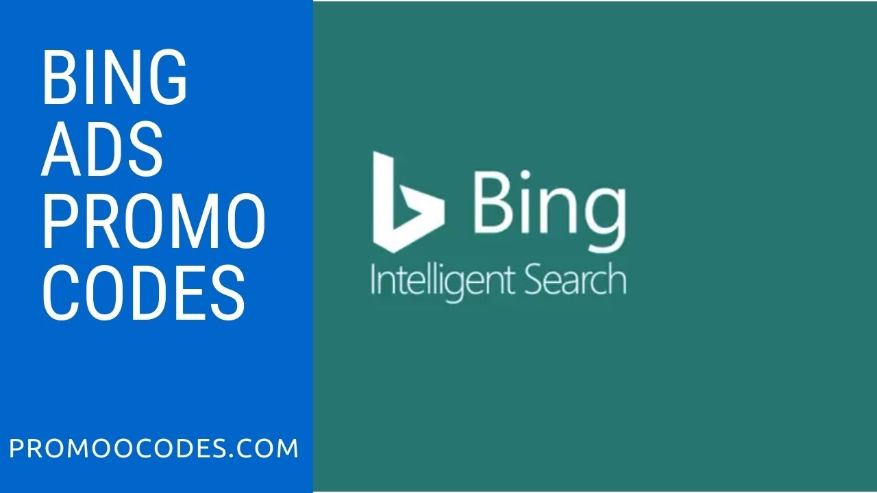 Bing Ads Coupons : Use Microsoft Advertising Promo Codes 2019