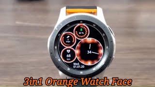 Free Galaxy Watch Active/Galaxy Watch Analog Watch Face
