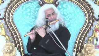 Flute Recital तेरे संग प्यार मैं नहीं तोड़ना On Feb 2016. by SWAMI HIMANSHU.