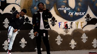 Exist6nce x Lil Magic -  Freestyle (King Leo Vidz) [Official Music Video] Hot Trap Music 2021| ESTL