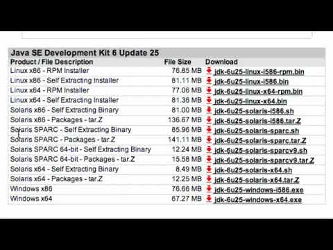 Android Application Development   1   Download and Install the Java JDK