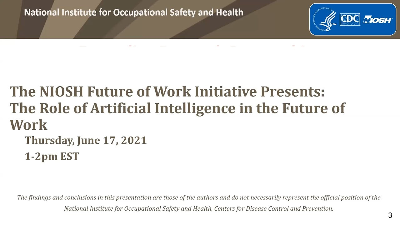 The Role of Artificial Intelligence in the Future of Work