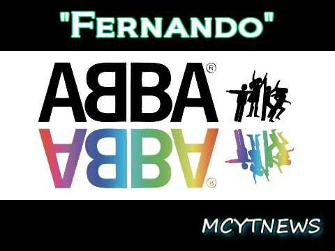 ABBA - Fernando - HQ & LYRICS