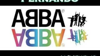 ABBA - Fernando - HQ & LYRICS