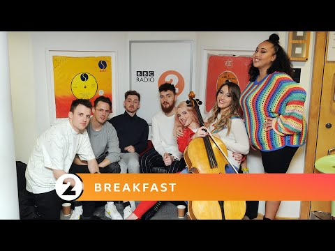 Clean Bandit - Mama on Radio 2
