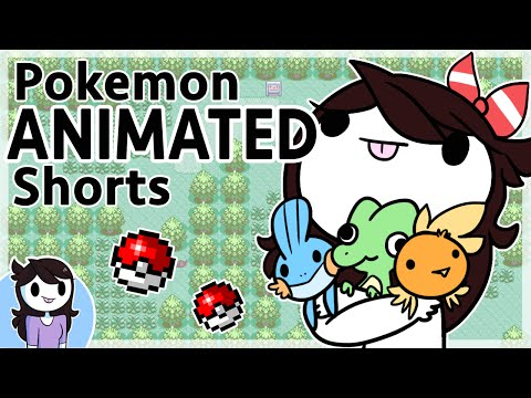 Thumbnail: Animated Pokemon Shorts (ORAS Special)