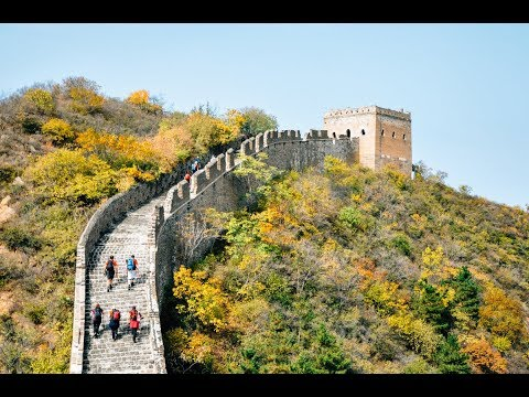 Great Wall Discovery | Trek the Great Wall of China with Charity Challenge