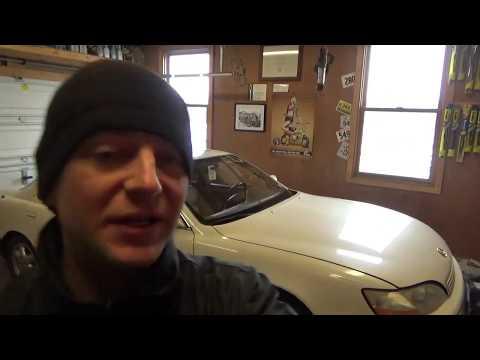 Inner Tie-rods: DIY Diagnose & Replace (classic Lexus)