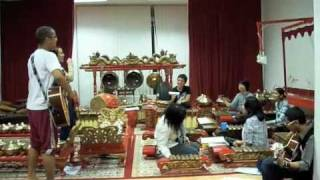 indonesian contemporary music with gamelan KBRI Berlin part 2 of 2