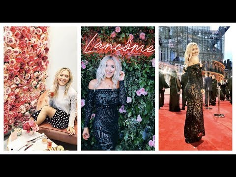 STAYING POSITIVE, TRYING ON BAFTA DRESSES, RED CARPET MAKE UP | EM WEEKLY