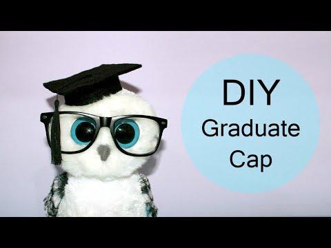 DIY Graduate Cap | #GRADUATION