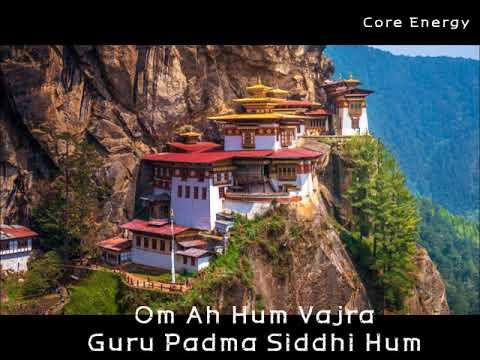 Om Ah Hum Vajra Guru Padma Siddhi Hum - Padmasambhava Guru Rinpoche