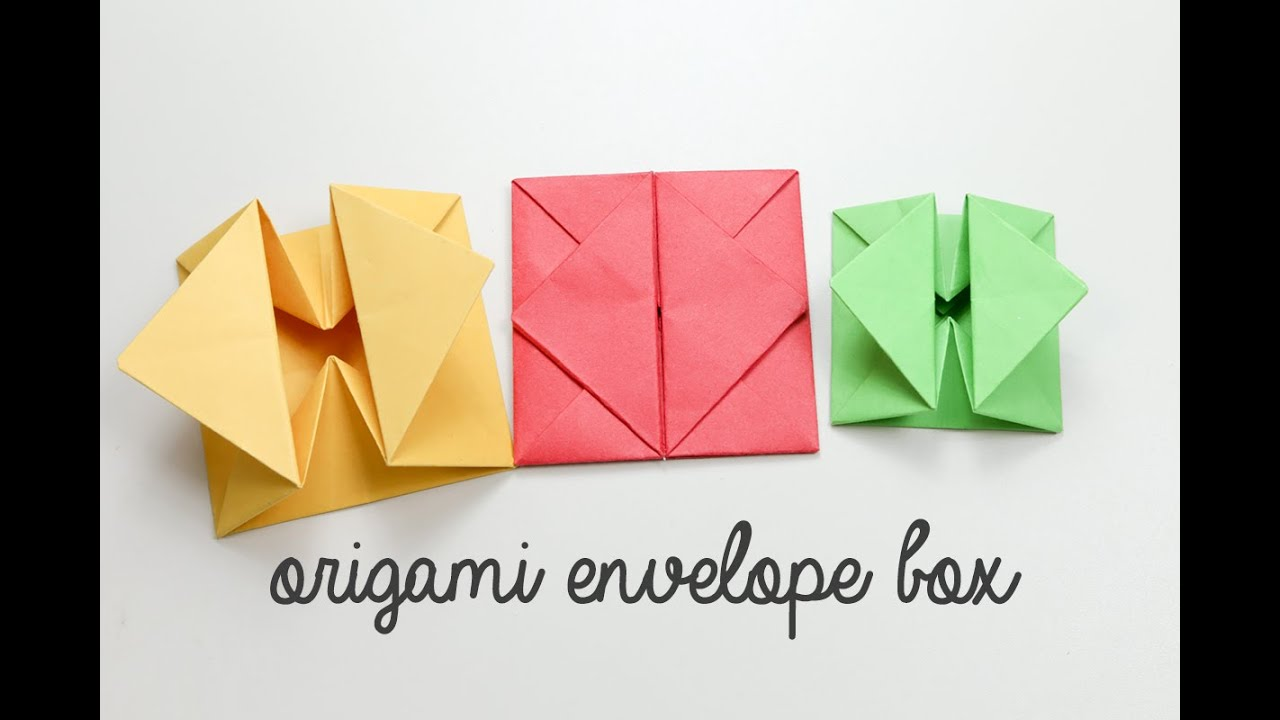 Free Printable - Origami Crystal Box + Tutorial | Diy geschenke ... | 720x1280