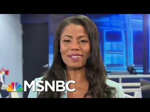 Omarosa Manigault Newman: President Trump 'Is Not Totally Out Of The Clear' | Craig Melvin | MSNBC