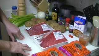 Clint's Hearty Irish Beef Stew Recipe!