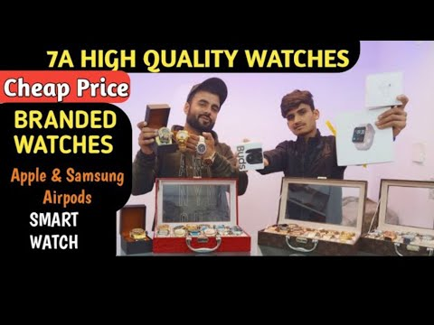 Cheapest Branded Watches In Delhi | First Copy Watches | 7A Quality | Smart Watch