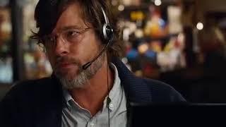 The Big Short (2015)  Amazing Fire Sales By Brad Pitt
