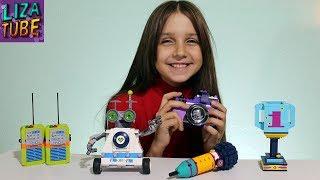 LEGO Friends Шкатулка дружбы НОВЫЙ НАБОР для девочек Играем с ПАПОЙ LizaTube