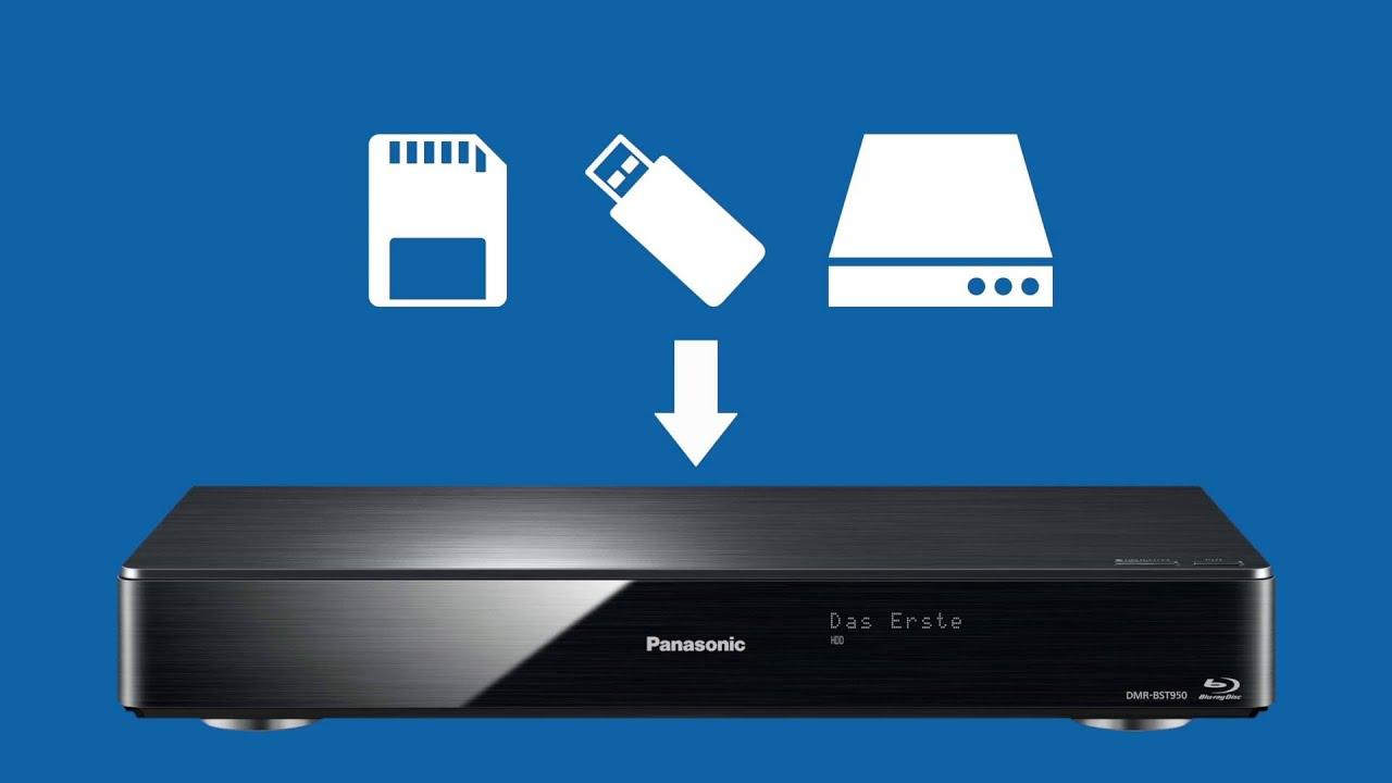 PANASONIC DMR-BST845EG RECORDER DRIVER DOWNLOAD