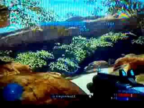 Halo 3-No Scope Snipe