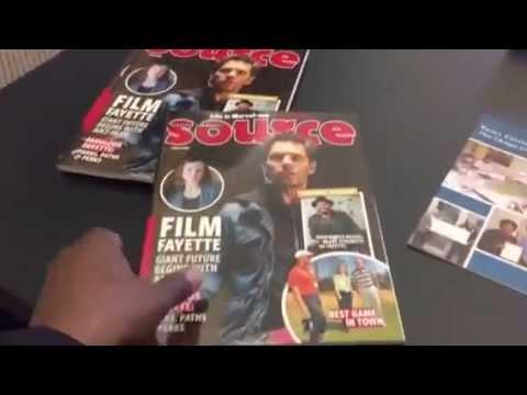 Emily Poole : Found Your SOURCE Magazine On Film Fayette - Zennie62