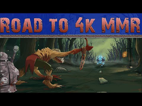 Dota 2 - Road To 4000 mmr w/ Seekanddestroy0011 - Gyrocopter the fail copter