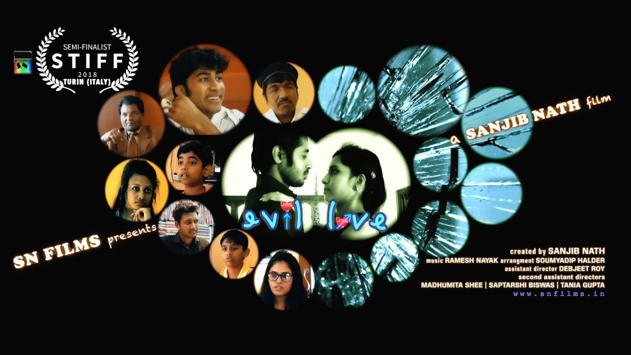 Watch Bengali Short Film - Evil Love | SN FILMS