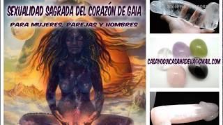 FORMACION ONLINE SEXUALIDAD SAGRADA Y EMPODERAMIENTO FEMENINO Y MASCULINO