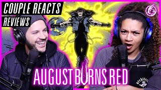 """COUPLE REACTS - August Burns Red """"Defender"""" - REACTION / REVIEW"""