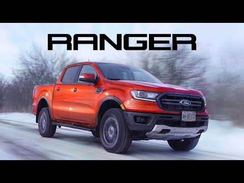 2019 Ford Ranger Review - Is The New Ranger a Game Changer?