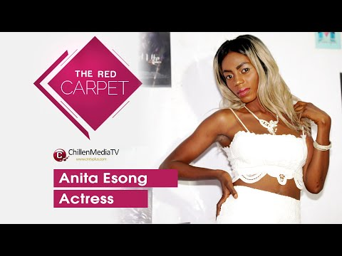 Anita Esong On The Red Carpet CMTV