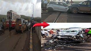 SUNDAY MORNING TRAGEDY: Three Of Family Perish In Tragic Accident On Siolim Bridge