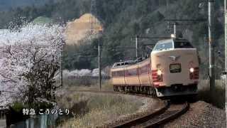 国鉄特急形電車183系 終幕への旅路