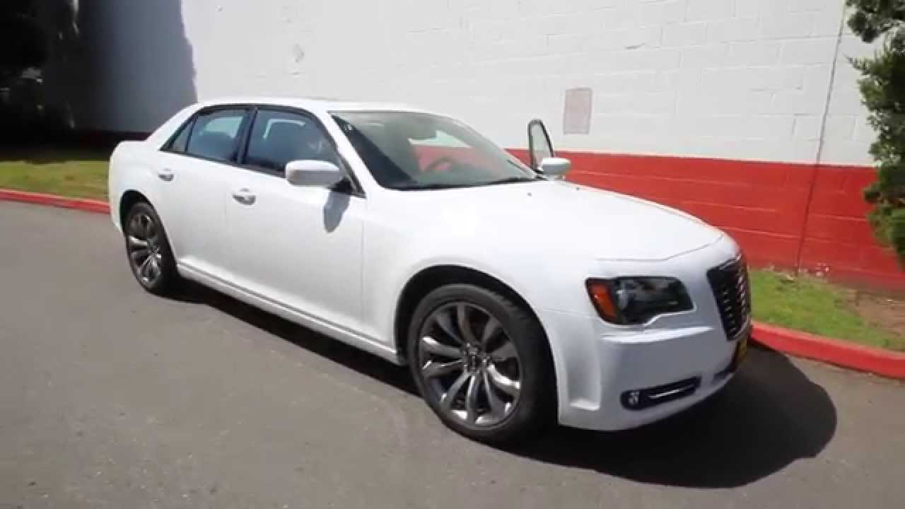 2014 Chrysler 300 S White Eh249205 Seattle
