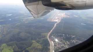 Decolando de Confins - Aeroporto Tancredo Neves - Belo Horizonte - Minas Gerais - ATR42 - Trip Azul