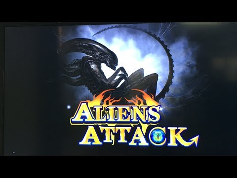 Aliens attack fish game hunter high profits  hold gambling game machine for sale