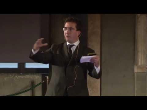 Finanza dal basso: Cosimo Pacciani at TEDxFirenze