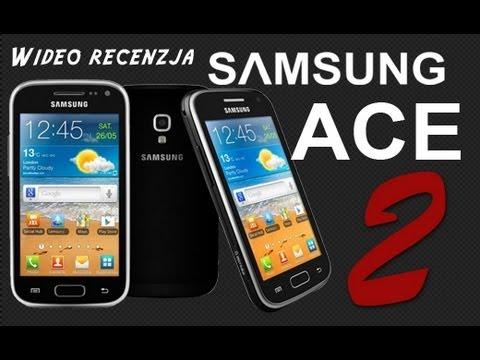 Samsung Galaxy Ace 2 - Wideo recenzja na FrazPC.pl