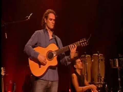 Jesse Cook - Rain ( Live at Metropolis )