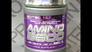 Купить BCAA Scitec Nutrition Amino 5600 — 200 табл в Украине(Купить можно у нас: http://www.protein.biz.ua/product/bcaa-scitec-nutrition-amino-5600-200-t Обзор BCAA Scitec Nutrition Amino 5600 — 200 табл Купить ..., 2016-12-17T23:55:57.000Z)