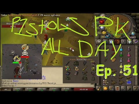P1stols Pk All Day Ep 51 [250m+]
